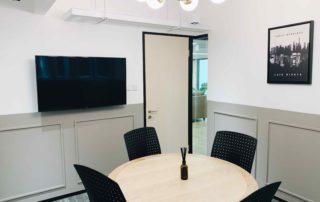 Three Commas Meeting Room